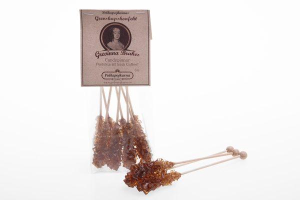 8 st Candypinnar i en fin förpackning! 24 st cellofanpåsar fyllda med 8 Candypinnar/påse