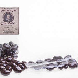 Paranöt i mörk choklad 150g