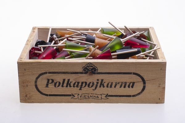 1.800 st blandade Knäckklubbor 10 st Knäck-klubbor 20g i olika smaker Tjäna upp till 1.000 kr! 300 st knäckklubbor