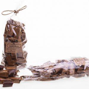 20st Cellofanpåsar med Chokladkolor 350g Chokladkola 350g