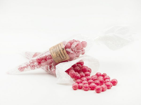 Körsbärskulor 150g